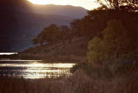 Tejon Ranch Lake