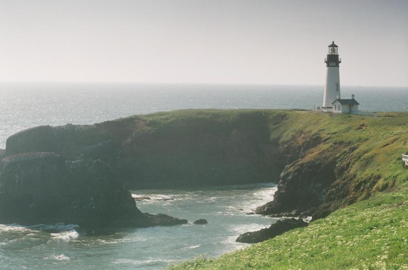 Yaquina Lighthouse 1