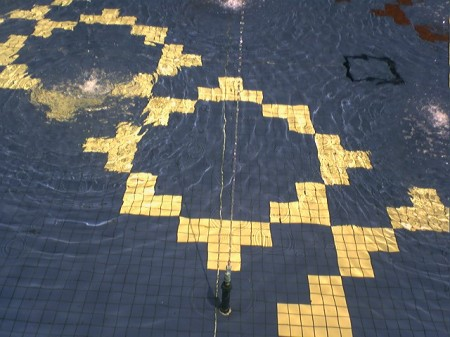 Double Helix Pool