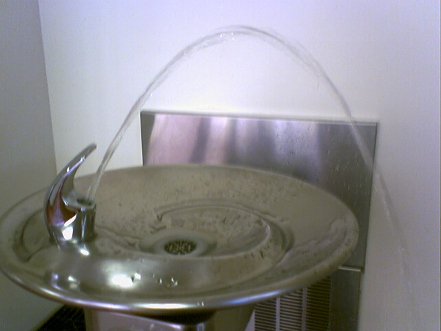 Caltech Water Fountain