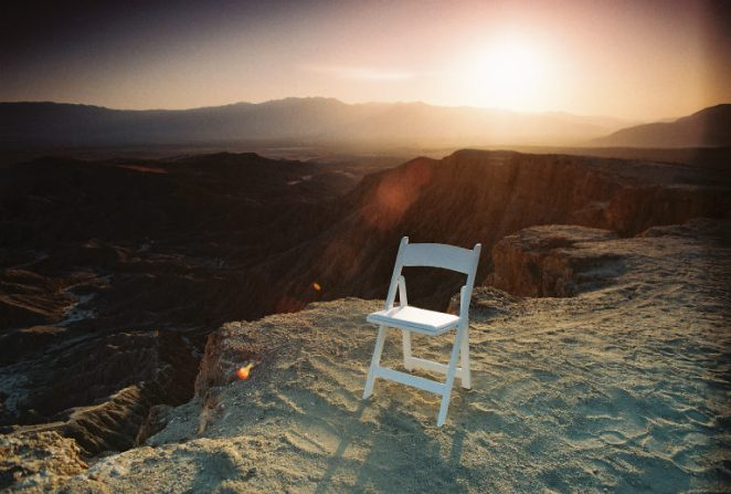 Font's Point w/chair 1