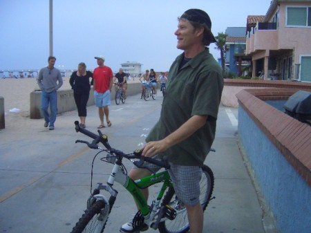 The Scout - Biking at Redondo