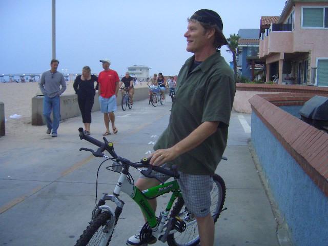 The Scout - Biking at Redondo