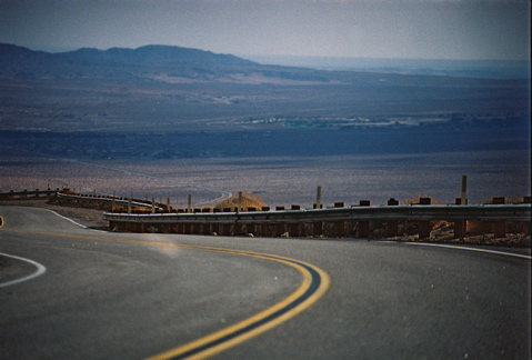 Anza Borrego Road
