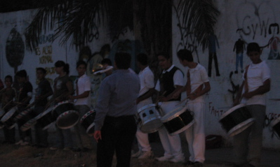 Autlan - band practice