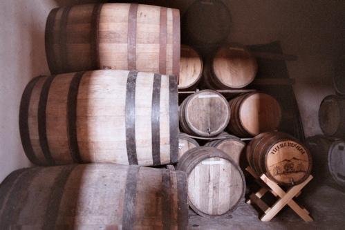 Autlan Casta Negra barrels