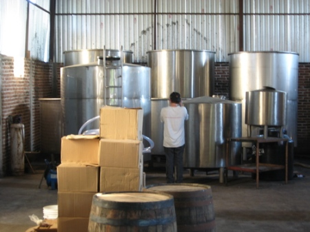 Autlan scout destiladora