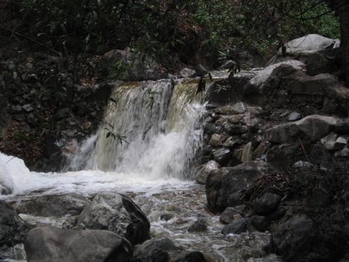 Millard waterfall wide