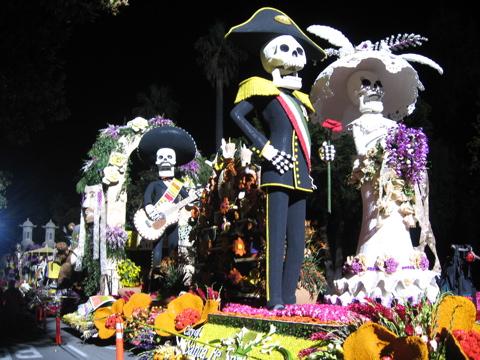 Dia de los Muertos front