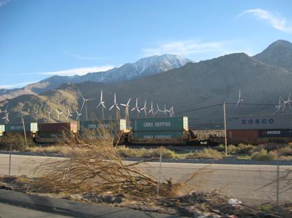 Wind Farm 5 Train