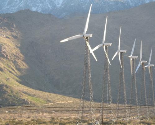 Wind Farm 6 row