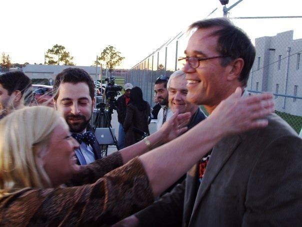 Bill's release w Debbie